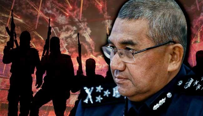 Terrorist plot during SEA Games, Merdeka Day foiled, 19