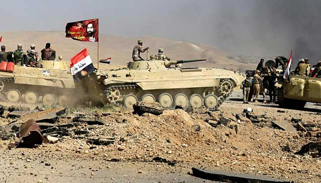 Iraq declares victory over Islamic State