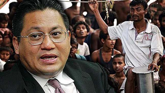 Nur Jazlan: Malaysia willing to accept more Rohingya refugees