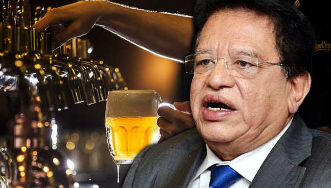 DBKL won't reconsider stand on beer festival ban, says Ku Nan