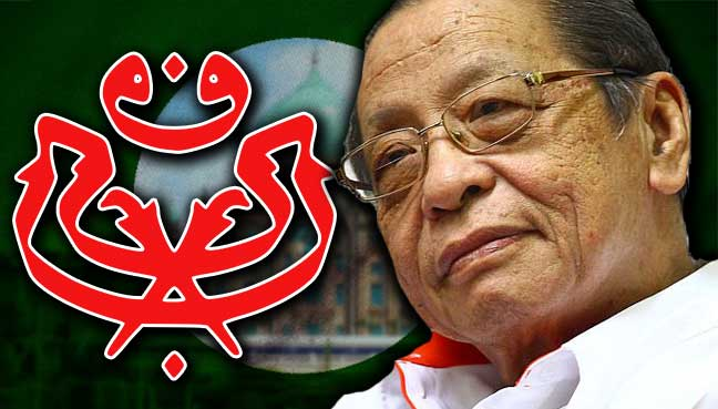 Kit Siang  fears a darker and less tolerant society under the two most dominant Malay parties.