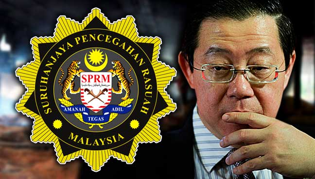 MACC to take legal action on Guan Eng over 'illegal arrest' remark
