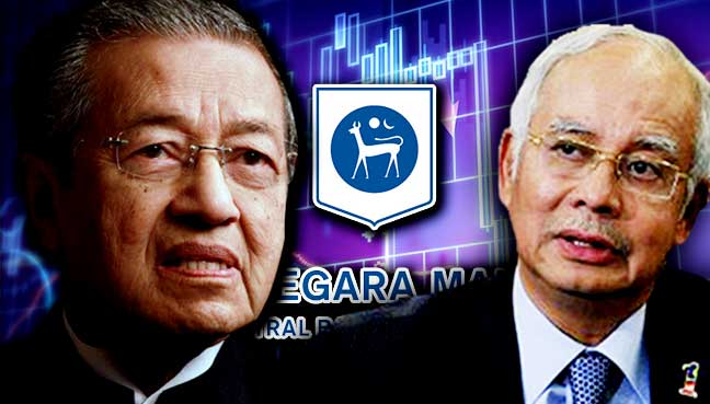 Image result for Najib n forex RCI