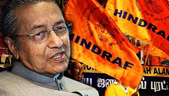 Hindraf belum mohon sertai PH, kata Dr M