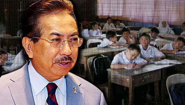 Musa praised for giving RM334 million to schools, non-Muslim bodies