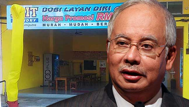 Najib: Laundrette owner's apology should be well-received