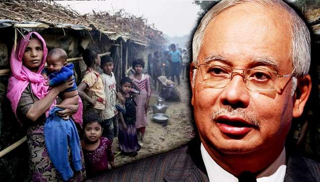 Rohingya crisis: Malaysia taking humanitarian stand, says PM