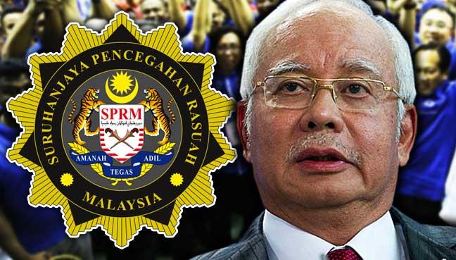 Separuh nama calon BN sudah diserah pada SPRM, kata Najib