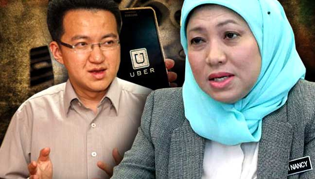 'Khazanah, GLICs' Uber investment not brought up in Parliament'