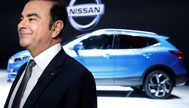Renault-Nissan to invest £8.9bn in electric and autonomous cars