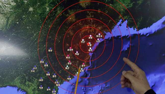 North Korea test hydrogen bomb, flawless success, says state media