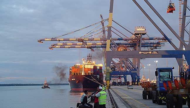 Seatrade Shipping Sdn Bhd
