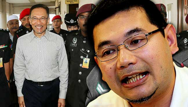 PKR denies reprimanding Rafizi for airing party's dirty laundry