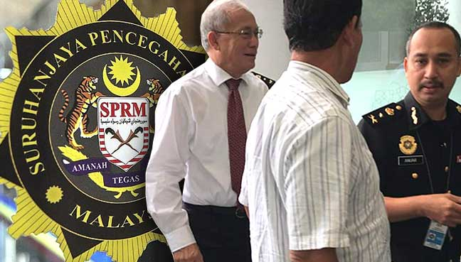 Riot gives statement to MACC in RM40mil graft probe | Free Malaysia ...
