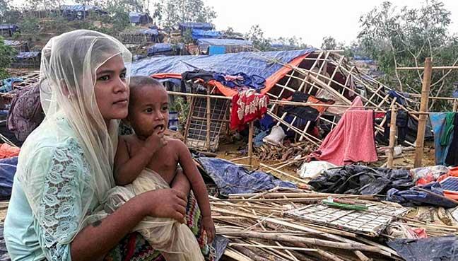 rohingya-girl