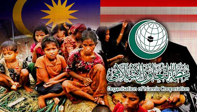 rohingya-malaysia-oic