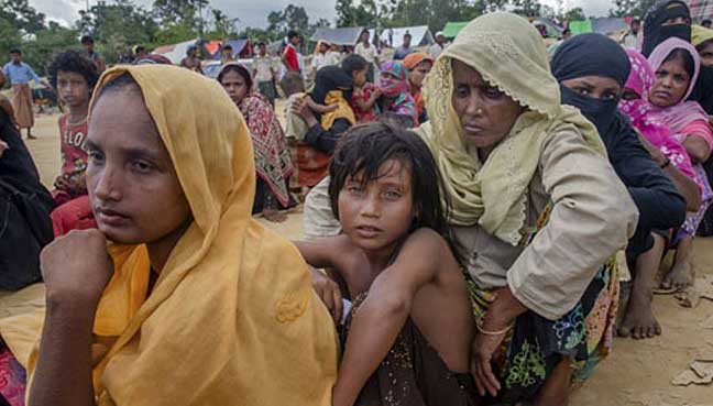 Bangladesh restricts movement of Rohingya refugees