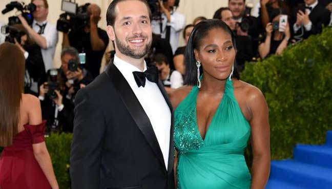 Serena Williams Reportedly Gives Birth To Her First Child