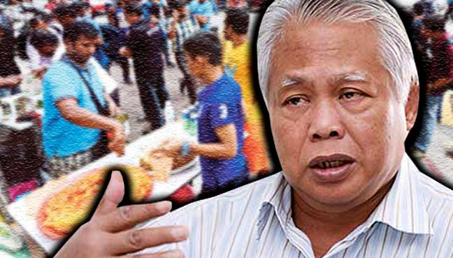 No need for new law against foreign workers who do business