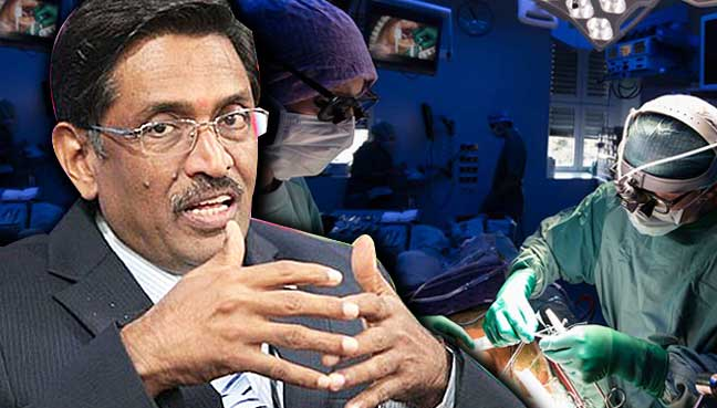 Subra: Ministry striving to overcome shortage of cardiologists