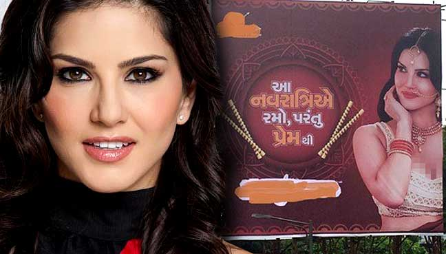 Condom ad featuring ex-porn star Sunny Leone stokes anger in India