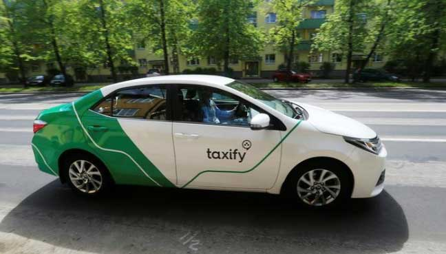 We tried Taxify - the new Uber challenger that's 50% cheaper