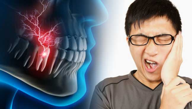 You can't blame a toothache on bad genes