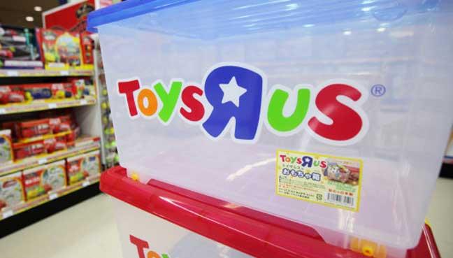 Toys 'R' Us restructuring debt