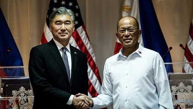 Philippines, US simulate hijacking in counterterrorism drill