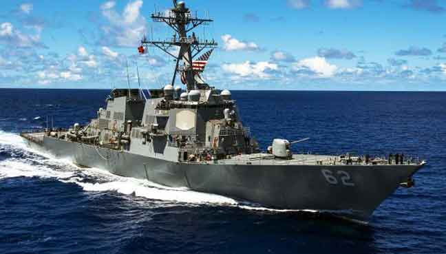 Many US Navy ships in Pacific lack certification