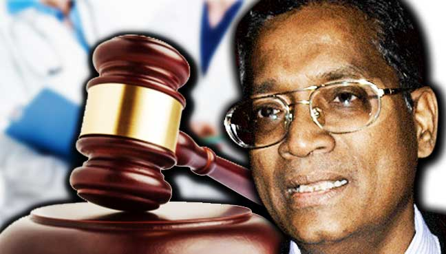 Declaring medical report forged is unjust, says V K Lingam