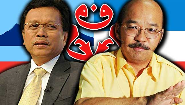Yong ups attacks on Shafie over 'deal with Umno' claim