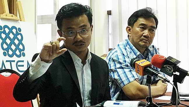 Ahmad Yazid Othman (kiri) dan Azlan Awang memberi beberapa cadangan untuk dipertimbangkan kerajaan dalam Bajet 2018.