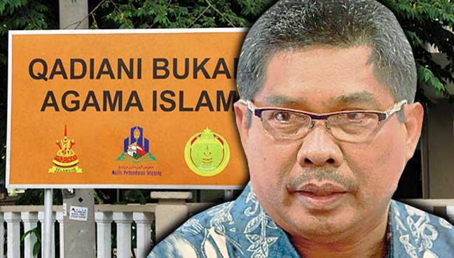 Tangani 'ajaran sesat' kerja kami, bukan NGO, kata Bukit Aman