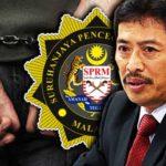 Azam-Baki-Another-arrested-graft-probe-in-Sabah-malaysia