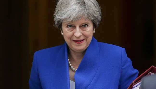 British PM fights back after plot to oust her
