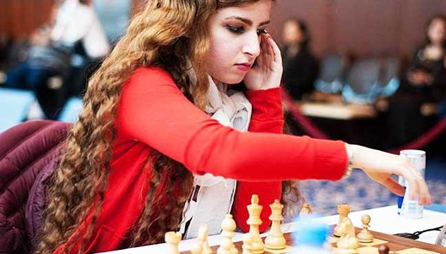 Dorsa-Derakhshani-pemain-catur-enggan-pakai-hijab
