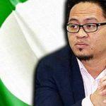 Faisal-S-Hazis-bendera-pas-malaysia-hijau