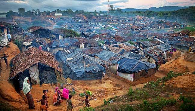 Life in Malaysia way better, says Rohingya refugee