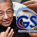 Mahathir-GST