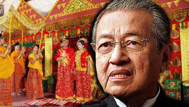 Mahathir-Mohamad-masyarakat-bugis-malaysia