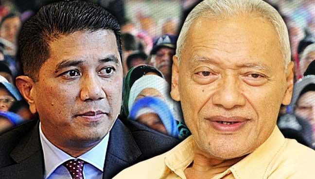 Mat Taib: Azmin gagal jaga Melayu, PPBM nafsu kuat