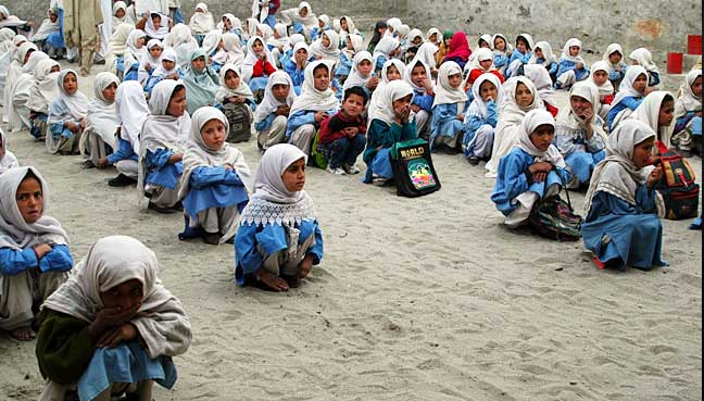 Image result for Pakistan's youthful population creates education challenges