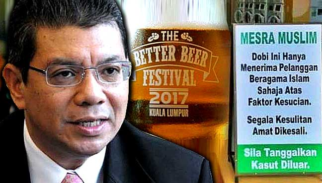 Saifuddin: Too late for PM to show leadership against intolerance