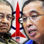 Salleh-Said-Keruak-Tun-Dr-Mahathir-Mohamad-dap-bendera