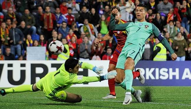 Substitute-Ronaldo-rescues-Portugal