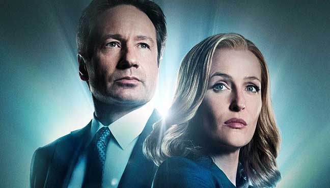 Fox's 'X-Files' set for January  3 return