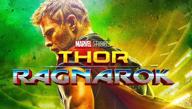 thor swinging his mighty hammer smashes hollywood s