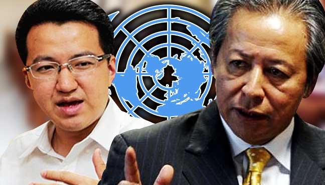 Anifah: Not winning seat on UN body has no impact