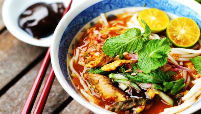 Penang assam laksa among top 50 dishes in the world
